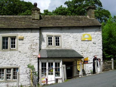 Malham village is well worth exploring too. Picture credit: Martyn Gorman geograph wikipedia creative commons.