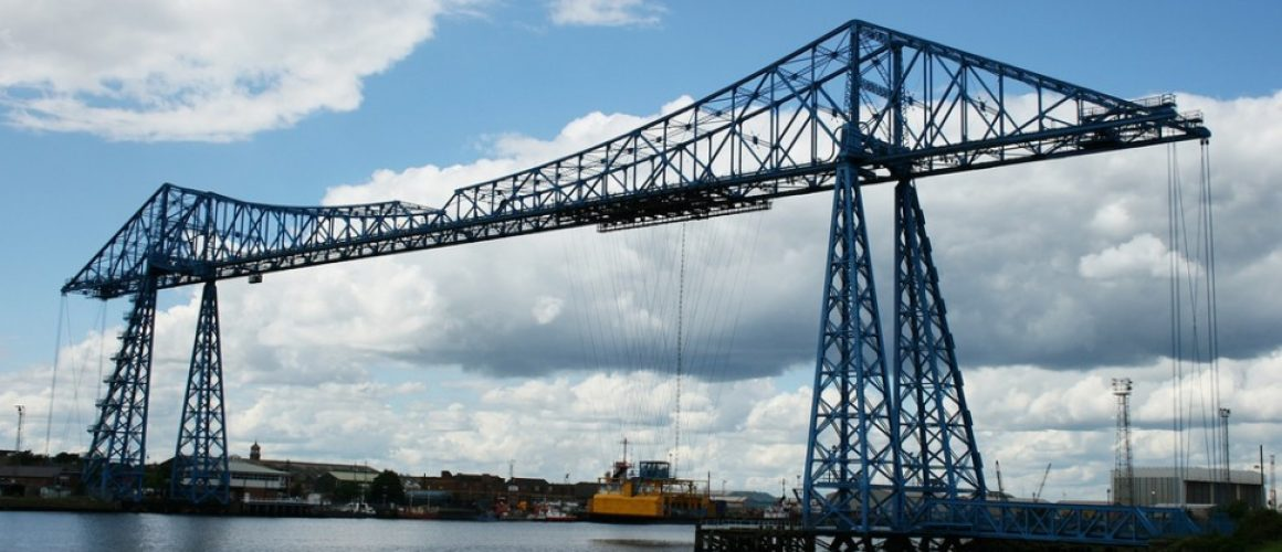 Middlesbrough_Transporter_Bridge,_stockton_side