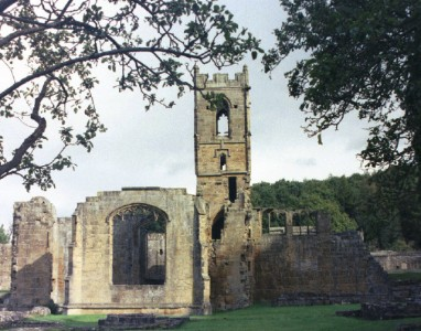 Mount Grace Priory is a historical attraction near Northallerton. Picture credit: Alison Stamp wikipedia creative commons.
