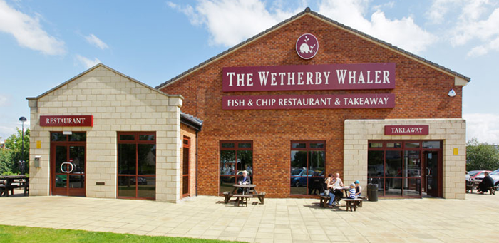 WETHERBY-WHALER