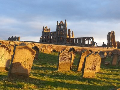Whitby Abbey marks the beginning of Whitby's history as a centre of learning. Picture credit: Joanne Carter (IFY Community)