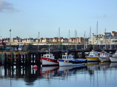 Bridlington is best known for its harbour. Picture Credit: Jean Norris