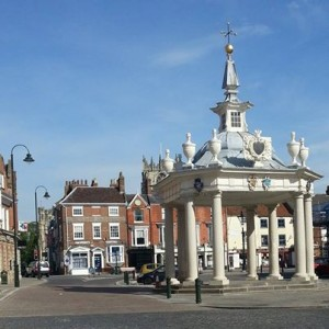 Beverley has a large Saturday market which traders have flocked to for centuries. Picture credit: Kaz Jones.
