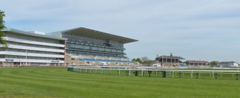 Doncaster racecourse hosts one of the oldest horse races in the world, The St Leger. Picture credit ba