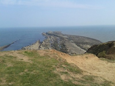 Filey Brigg is a distinctive coastal landmark and the end point of many long distance walks. Picture credit: Brian Harvey Dickinson (IFY Community)