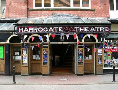 Harrogate Thaetre is one of two in the town. Picture credit: