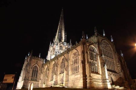 Rotherham Minster, Photo Credit Nigel Vernon, (IFY Community)
