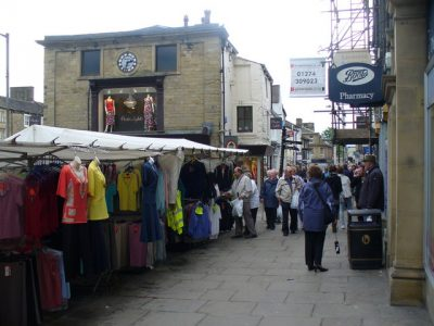 Skipton has a long tradition as a market town. Picture credit: Colin Smith