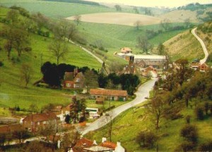 The beautiful wolds village of thixendale source thixendale