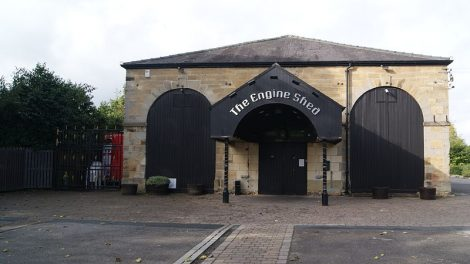The Engine shed is a popular entertainments venue in the town. Picture credit: mtaylor848