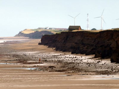 The sea has shaped the history of Withernsea and surrounding area, Picture credit: