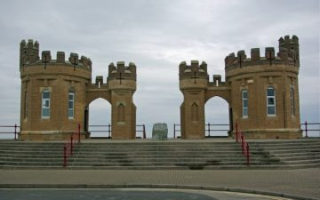 PIER TOWERS, WITHERNSEA