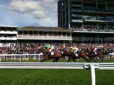 The Knavesmire at York Races is an important racecourse and once hosted Royal Ascot. Picture credit: Chris Barnes (IFY Community)
