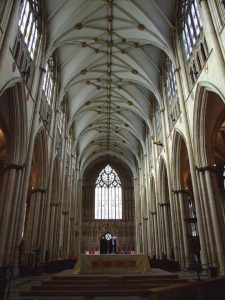 York Minster took centuries to build. Picture credit: Steve Plows (IFY Community)