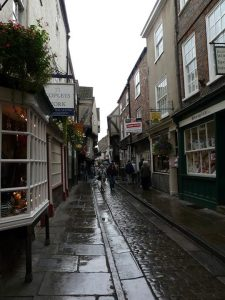 The shambles is a fine example of an old medieval street. Picture credit Maurice