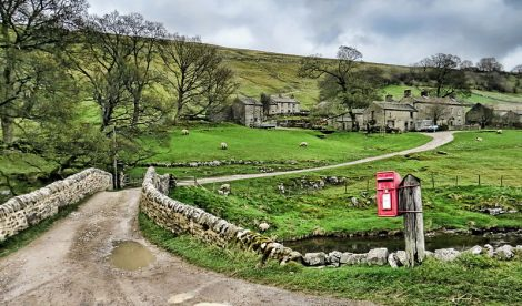 Yorkshire Dales, Photo Credit, Alison Christene, Creative Commons