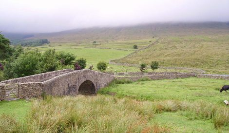 Yorkshire Moors valleys, Photo Credit, Immanuel Giel, Wikipedia, Royalty Free
