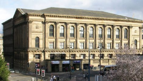 St George's Hall has provided lots of entertainment in Bradford down the years. Picture credit: Betty Longbottom Creative commons