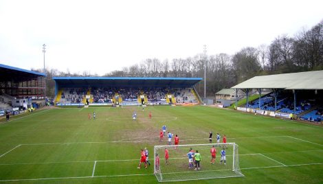 The Shay is now home to both the town's rugby league and football teams