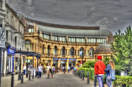 The Victoria shopping centre, Harrogate.Picture credit: Louise Devanney (IFY Community)