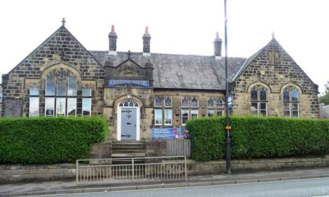 The Operatic House has been home to the Ilkley players since 1970. Picture creditChristine Johnstone wikipedia geograph creative commons.