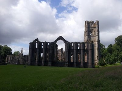 The ruins of Fountains Abbey Picture credit: Helen Lawery (IFY community)