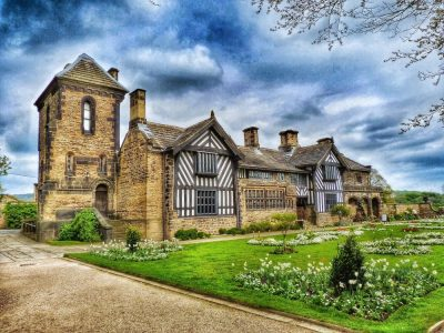 Shibden Hall is an impressive stately home in Halifax. Picture credit: Damon Stead.