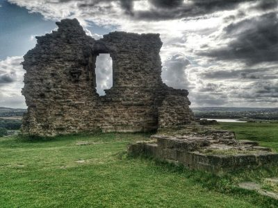 The ruins of Sandal Castle were once the scene of many great battles. Picture credit: Anne Marie Fawcett (IFY Community)