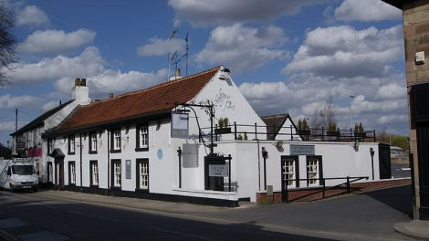 Wetherby built its wealth on inns such as this one. PIcture credit: mtaylor848 Wikipedia creative commons.