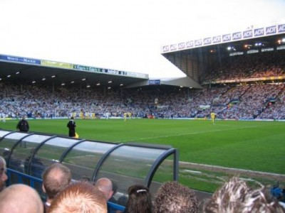 Despite their recent troubles, Leeds United fans still turn out in their droves to support their team. Picture credit: Rick Collings (IFY community)