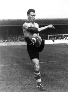 John Charles was the first Leeds United legnd