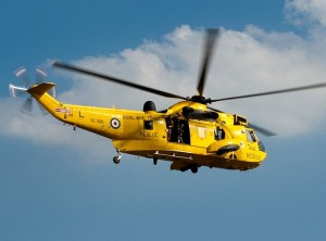 The Leconfield Sea King search and rescue was until recently at RAF Leconfield