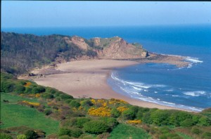 Holiday destination- Cayton Bay