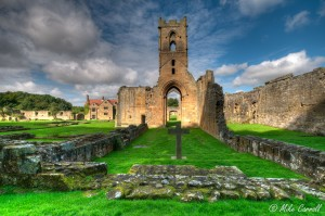 Mount Grace Priory was once a place of silence and prayer
