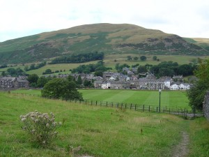 dales Approaching Sedbergh