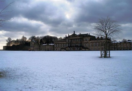 The sprawling Wentworth Woodhouse is the largest private house in the UK. Picture credit: Mike Devine (IFY community)