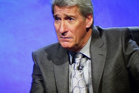 The famous Paxman stare has its origins in Leeds. Picture credit: Duncan Hull wikipedia creative commons.