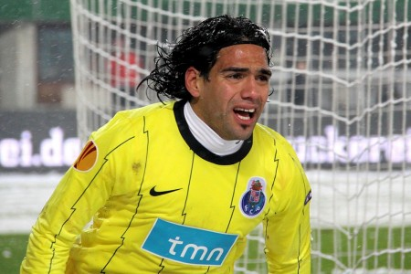 Surprisingly, Colombian footballer, Radamel Falcao has some Yorkshire blood in his veins. Picture credit: Amarhgil wikipedia creative commons.