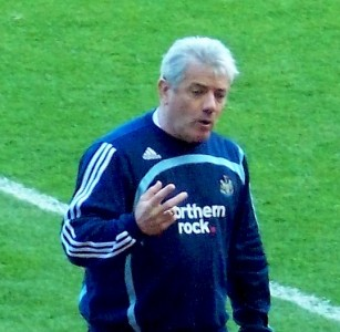 Kevin Keegan galvanised England in the early 80s to re-appear among the world's elite. Picture credit: scartiniho wikipedia creative commons.
