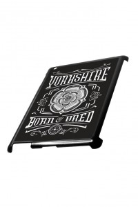 Yorkshire born & bred Ipad case