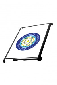 Yorkshire by the grace of God Ipad case