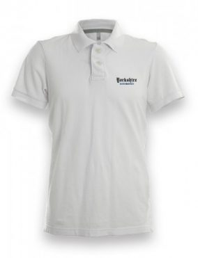 Yorkshire born and bred polo shirt