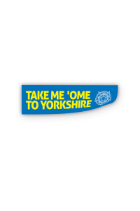 Take me sticker