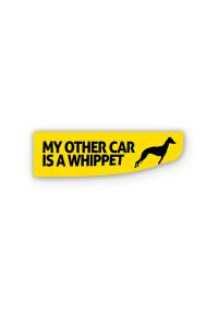 Whippet sticker