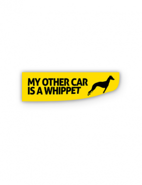 Whippet sticker