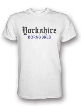Yorkshire born & bred