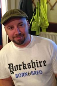 Yorkshire Born & Bred T-Shirt