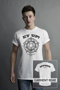 Ey Up / Sithee Yorkshire T-Shirt