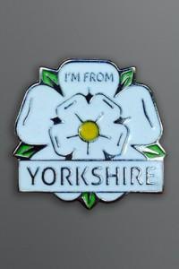 Yorkshire badge