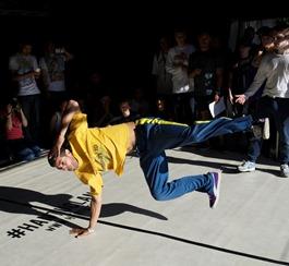 tramlines break dancer 2]